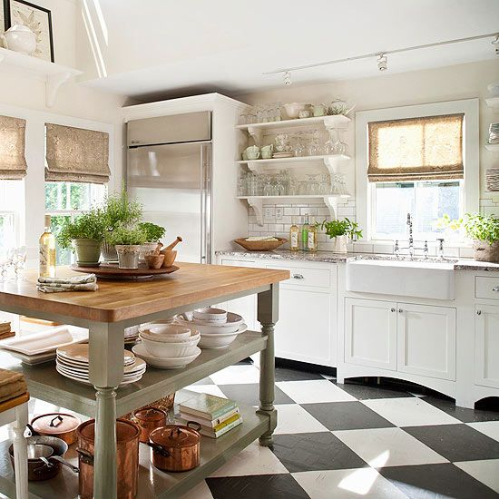 black-white-checkerboard-floors-tiles-in-kitchen4-1 (550x550, 251Kb)