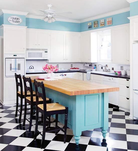 black-white-checkerboard-floors-tiles-in-kitchen9-1 (550x600, 222Kb)