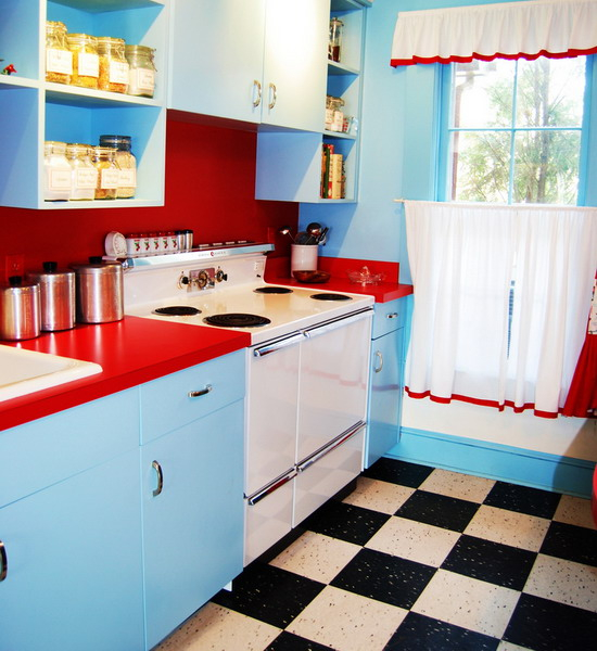 black-white-checkerboard-floors-tiles-in-kitchen11-8 (550x600, 284Kb)
