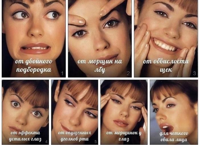 Как сделать чтобы лицо похудело у мужчин