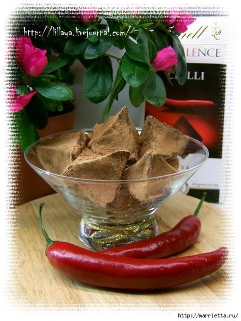 Трюфели из шоколада с перцем чили. Рецепт (2) (481x640, 208Kb)