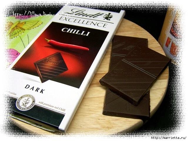 Трюфели из шоколада с перцем чили. Рецепт (4) (640x481, 204Kb)