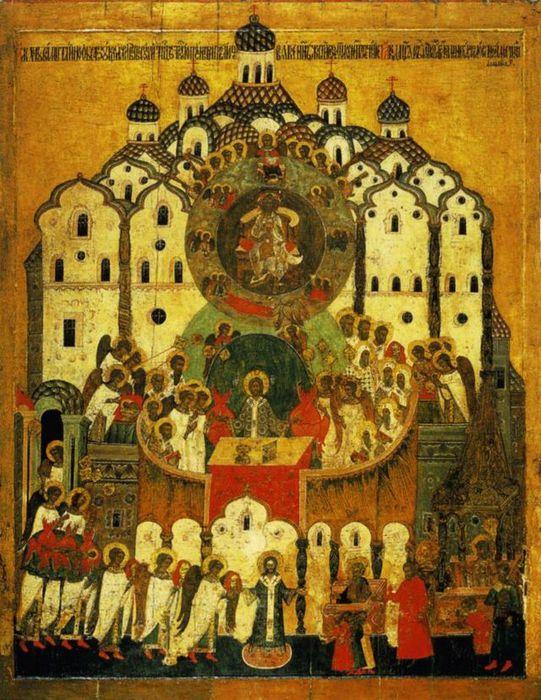 Иже Херувимы 16 век (541x700, 104Kb)