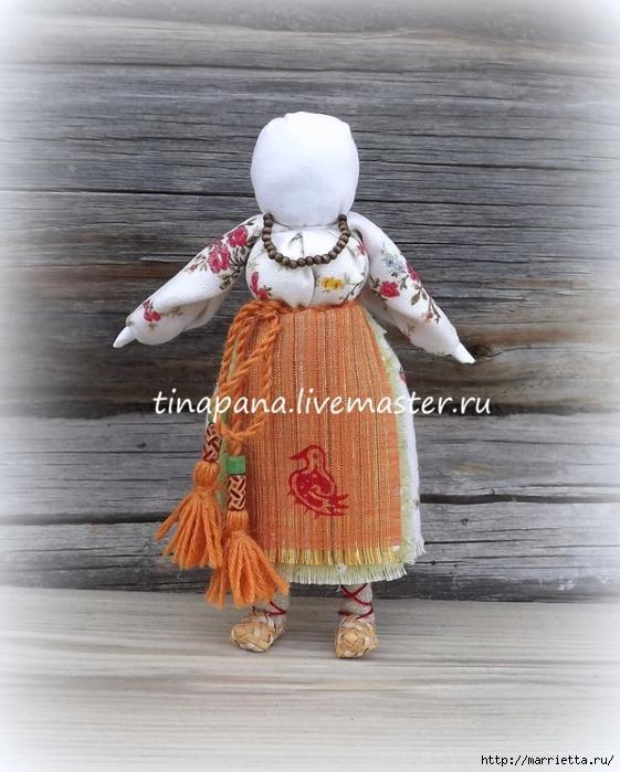 Как сшить народную традиционную куклу Рябинку (12) (561x700, 265Kb)