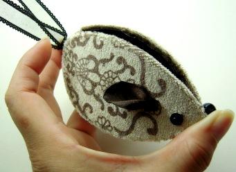 Мышки из картона. Самый легкий способ создания игрушки-подвески (1) (341x248, 85Kb)