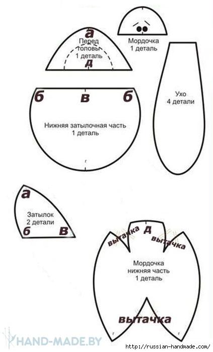 Выкройка тильды ОВЕЧКИ (1) (423x700, 102Kb)