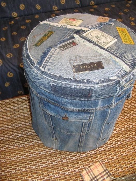 Разные переделки из джинсов (22) (525x700, 344Kb)