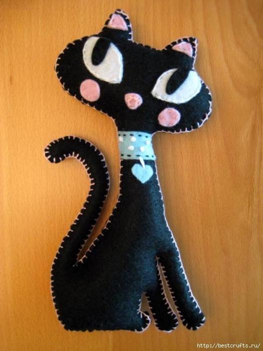 Шьем очаровательных кошек по выкройке (9) (525x700, 217Kb)