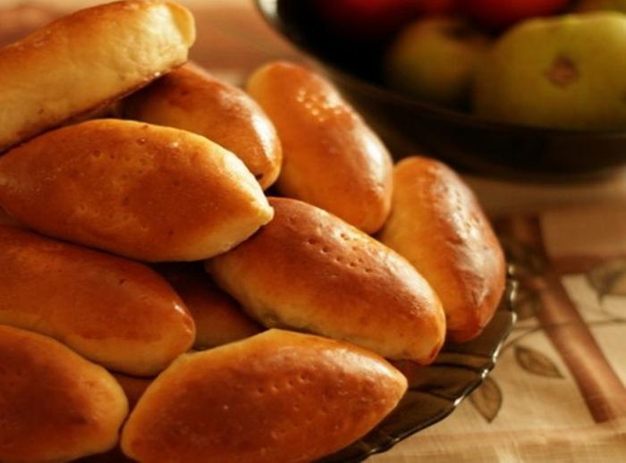 подборка рецептов пирожков на кефире. - Самое интересное в блогах