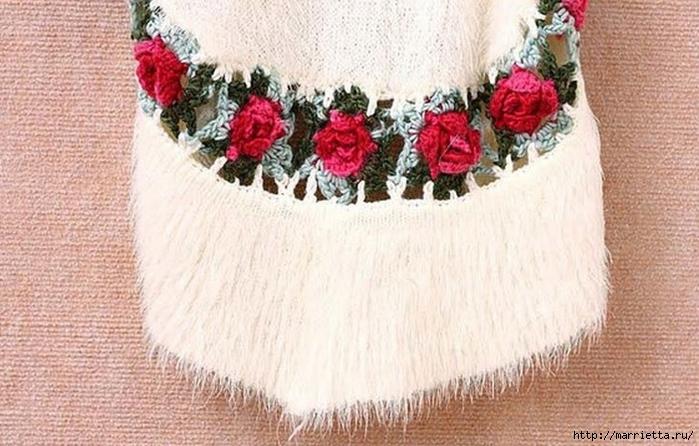 Изумительные жакеты с розами (22) (700x446, 252Kb)