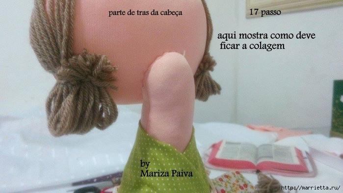 Красивая прическа с кудряшками для куклы. Мастер-класс (40) (700x393, 213Kb)