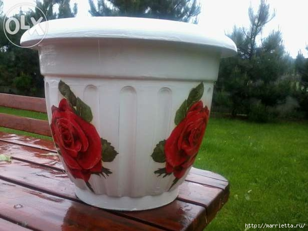 Варианты декорирования цветочных горшков (12) (615x461, 113Kb)