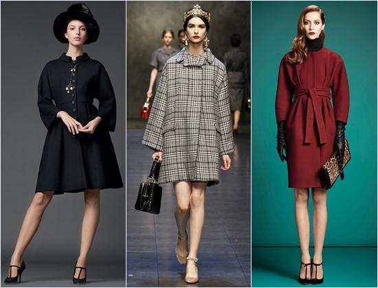Мода Осень Женская Одежда
