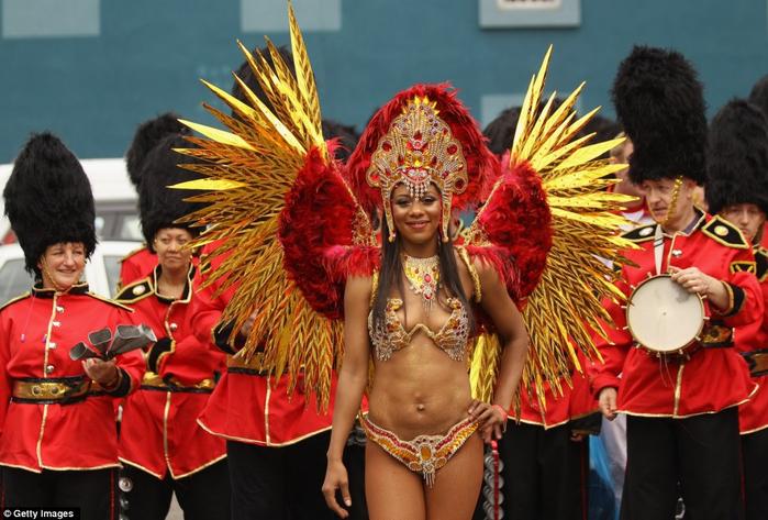 карибский карнавал в ноттинг-хилле Notting Hill Carnival 12 (700x473, 399Kb)