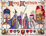 Превью DMC K3405 King Arthur (512x400, 198Kb)