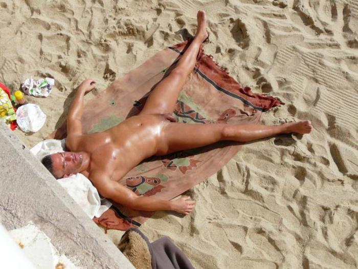 Русские на нуйдийском пляже 18 фотография