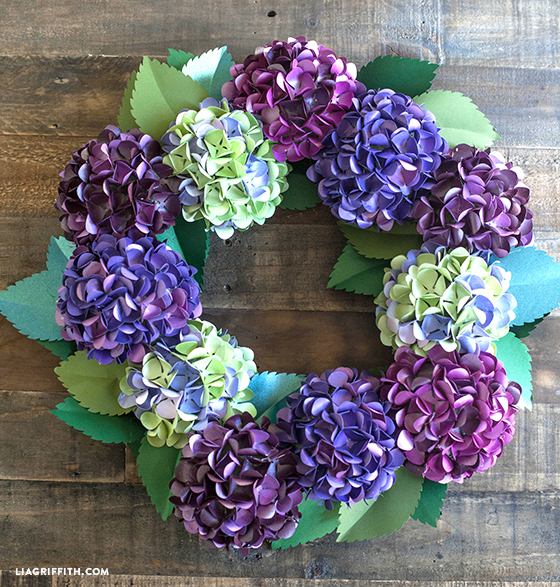 Metallic_Paper_Wreath_DIY (560x587, 593Kb)