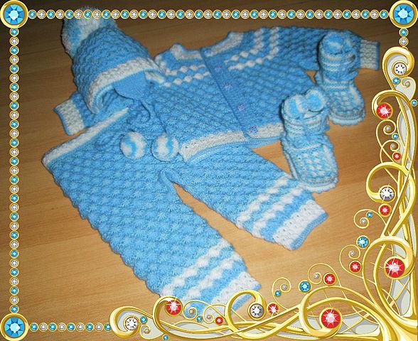 Ирина вернер вязание спицами детские кофточки спицами