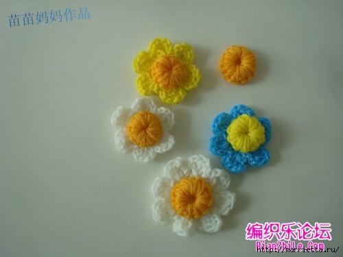Вязание крючком. Сумочки с цветами. Идеи (5) (500x375, 80Kb)