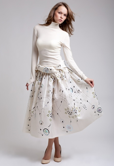 Какие тайны скрывает мода на вечерние платья в стиле ретро (7) (448x653, 139Kb)