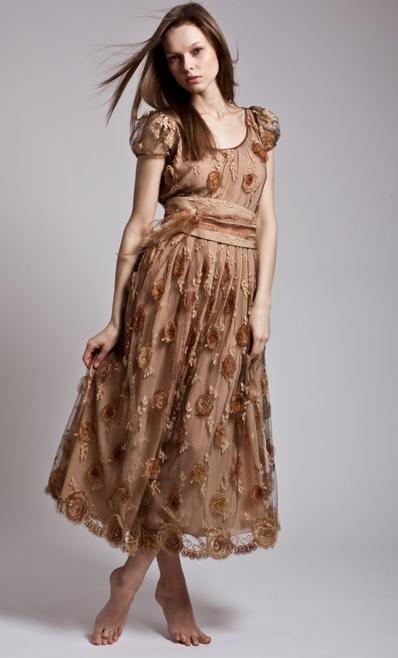 Какие тайны скрывает мода на вечерние платья в стиле ретро (9) (398x658, 146Kb)