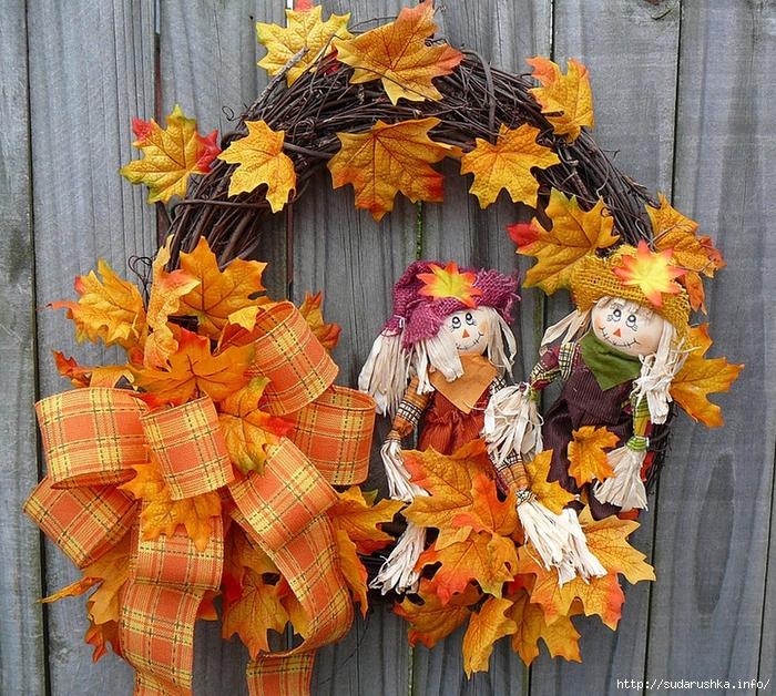 Рукоделие на осень