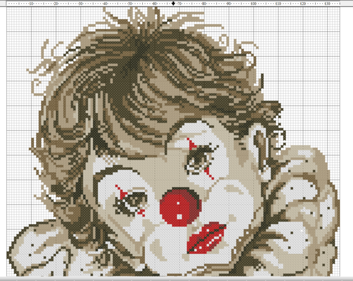 грустный клоун1 (700x557, 665Kb)