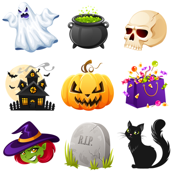 5663931_Halloween_PNG_Creepy_Clipart_Pictures_Collection (600x594, 260Kb)