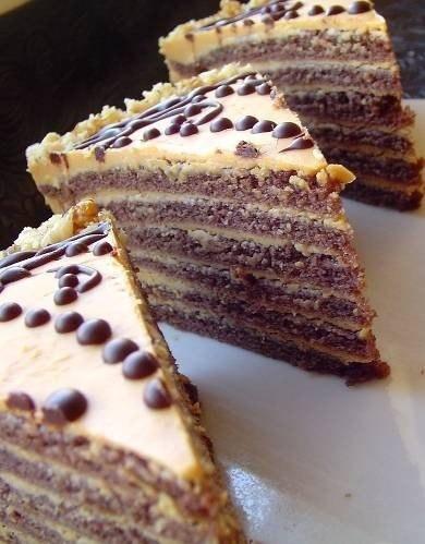 Шоколадный торт ( (390x499, 41Kb)