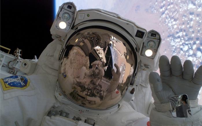 Космонавты самое интересное в блогах