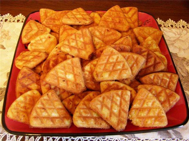 Печенье рецепт на сковороде