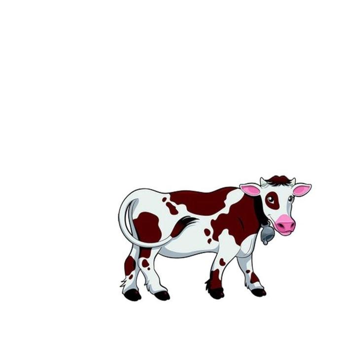 Веселые коровы