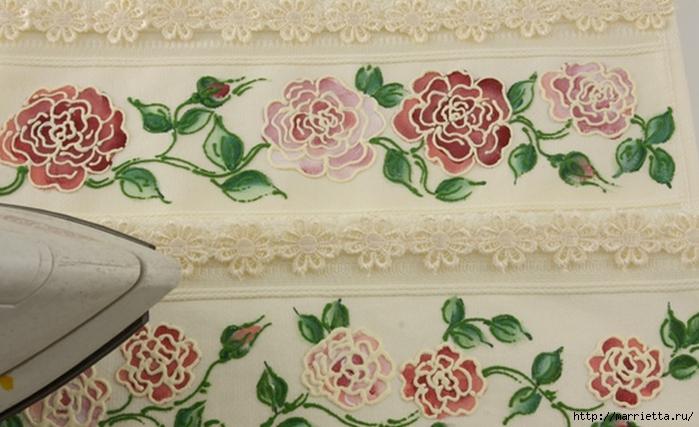 Украшаем кухонные полотенца росписью акриловыми красками (7) (700x427, 233Kb)