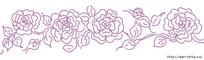 Украшаем кухонные полотенца росписью акриловыми красками (9) (700x206, 122Kb)