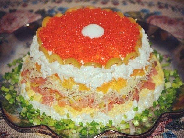 Слоеный салат (604x453, 70Kb)