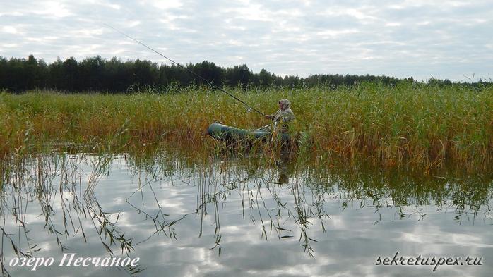 озеро бекреево омская область рыбалка