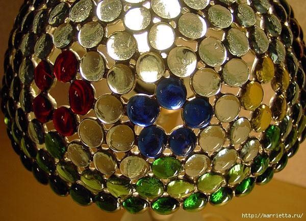 Абажур для лампы своими руками (27) (600x434, 254Kb)
