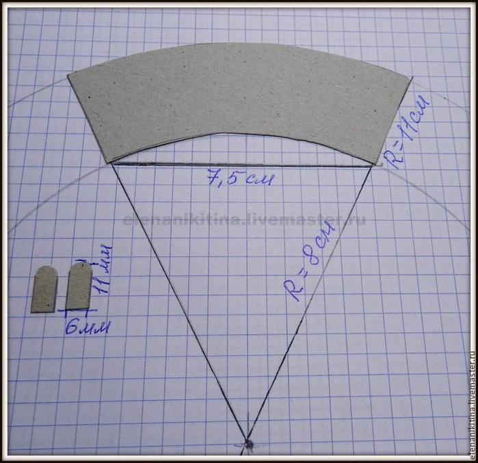 Эмалированное ведерко из картона для миниатюры (3) (700x676, 379Kb)