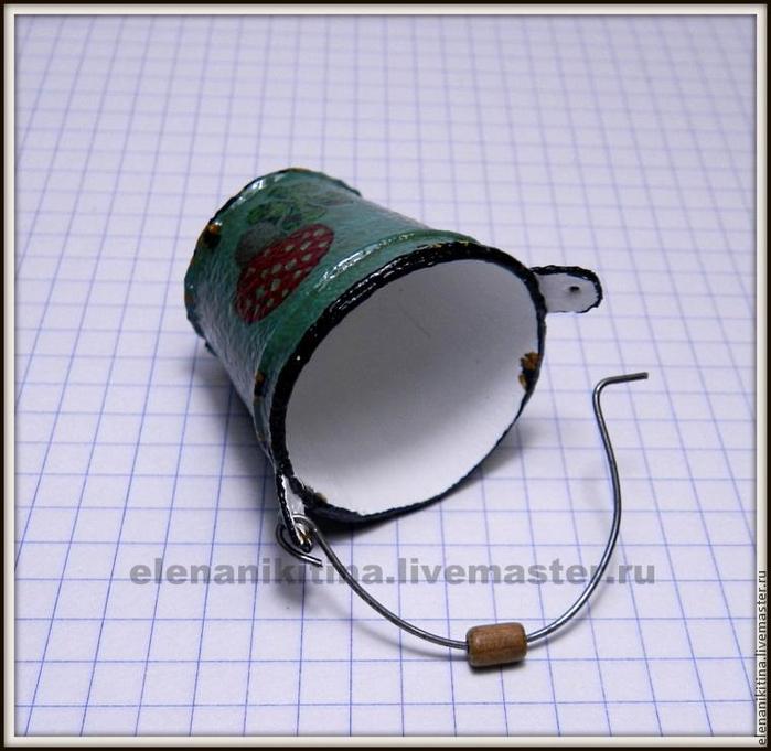 Эмалированное ведерко из картона для миниатюры (14) (700x681, 350Kb)