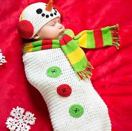 Вязание для новорожденных не