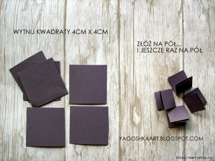 Бумагопластика. Цветы из бумаги для открыток ручной работы (7) (700x525, 328Kb)