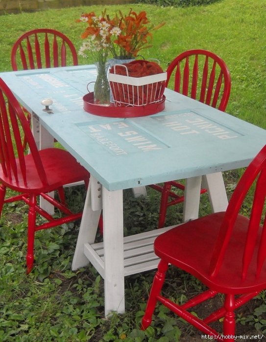 picnic table (543x700, 322Kb)