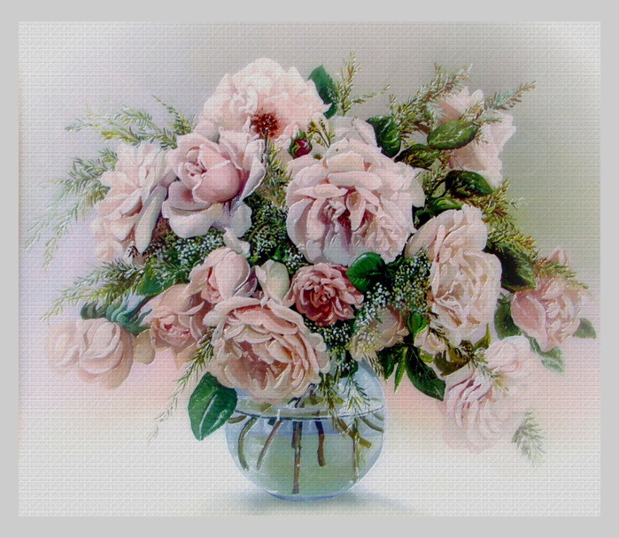 dashkaчайные розы (700x608, 477Kb)