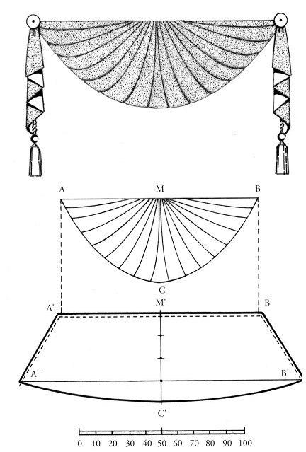 Шьем веер