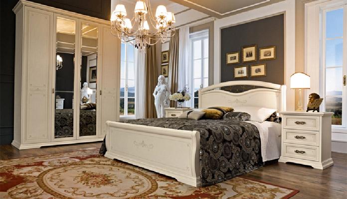 Все-таки итальянцы умеют делать спальни лучше чем мы!