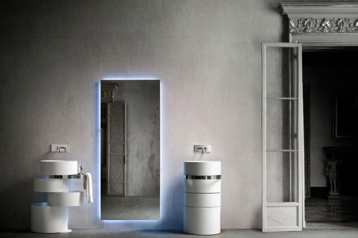 красивый умывальник для ванной комнаты Alessandro Isola 1 (700x466, 166Kb)