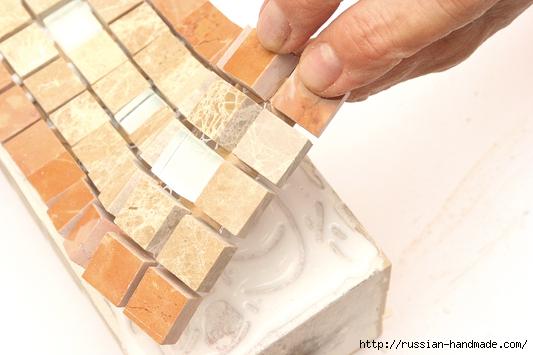 Лампа и Кухонный буфет с применением мозаики (5) (533x355, 139Kb)