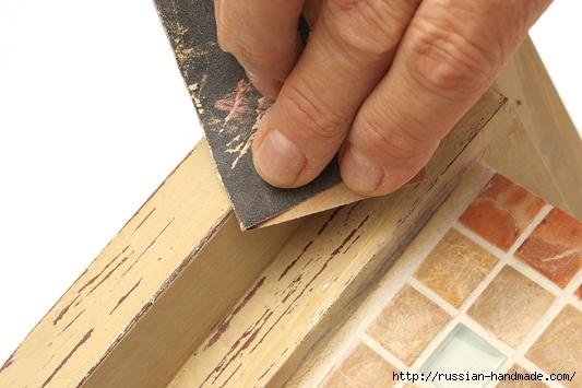 Лампа и Кухонный буфет с применением мозаики (11) (533x355, 144Kb)