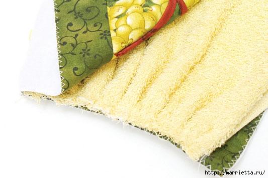 Кухонное полотенце с элементом техники пэчворк (29) (533x355, 122Kb)