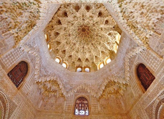 красивый потолок фото 15 (700x508, 480Kb)